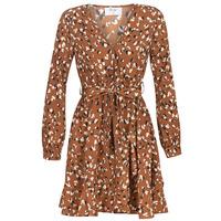 Oblačila Ženske Kratke obleke Betty London LISONS Kostanjeva