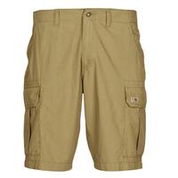 Oblačila Moški Kratke hlače & Bermuda Napapijri NOTO 4 Kamel