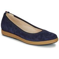 Čevlji  Ženske Balerinke Gabor KARAKO Modra