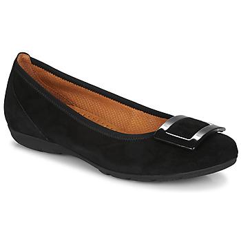 Čevlji  Ženske Balerinke Gabor KITITPI Črna