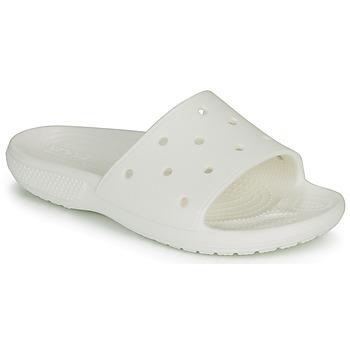 Čevlji  Natikači Crocs CLASSIC CROCS SLIDE Bela