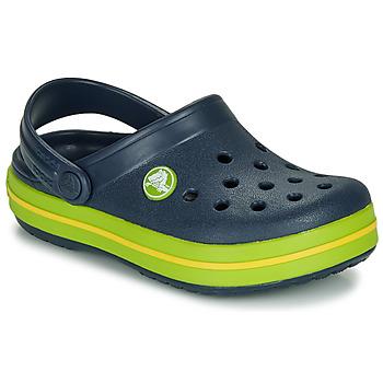 Čevlji  Otroci Cokli Crocs CROCBAND CLOG K Zelena