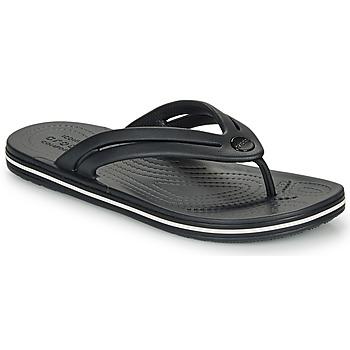 Čevlji  Ženske Japonke Crocs CROCBAND FLIP W Črna
