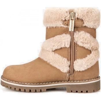 Čevlji  Deklice Škornji za sneg Mayoral 24030-18 Kostanjeva