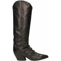 Čevlji  Ženske Mestni škornji    Halmanera BARON nero