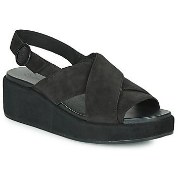 Čevlji  Ženske Sandali & Odprti čevlji Camper MISIA Črna