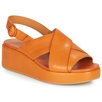 Čevlji  Ženske Sandali & Odprti čevlji Camper MISIA Kamel