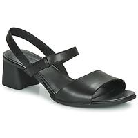 Čevlji  Ženske Sandali & Odprti čevlji Camper KATIE SANDALES Črna