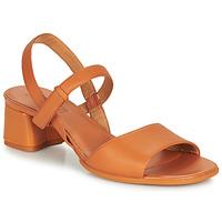 Čevlji  Ženske Sandali & Odprti čevlji Camper KATIE SANDALES Kamel