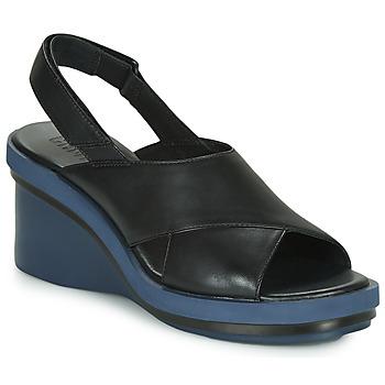 Čevlji  Ženske Sandali & Odprti čevlji Camper KIR0 Črna