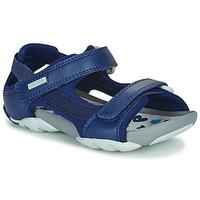 Čevlji  Otroci Sandali & Odprti čevlji Camper OUS Modra