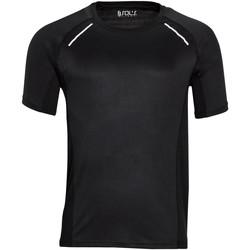 Oblačila Moški Majice s kratkimi rokavi Sols SYDNEY MEN SPORT Negro