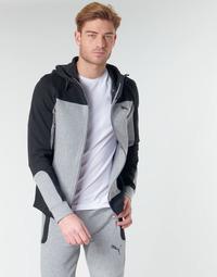 Oblačila Moški Puloverji Puma EVOST HOOD Siva