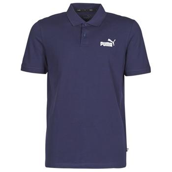 Oblačila Moški Polo majice kratki rokavi Puma PIQUE POLO Modra