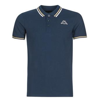 Oblačila Moški Polo majice kratki rokavi Kappa ESMO Modra