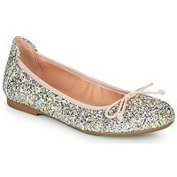 Čevlji  Deklice Balerinke Acebo's  Večbarvna