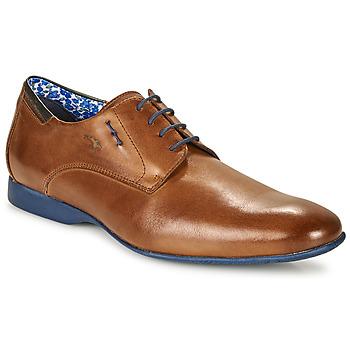 Čevlji  Moški Čevlji Derby Fluchos VESUBIO Kostanjeva / Modra