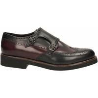 Čevlji  Moški Čevlji Derby Edward's ERODE nero-bordeaux