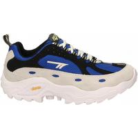 Čevlji  Moški Modne superge Hi-Tec FLASH ADV RACER white-blu-black