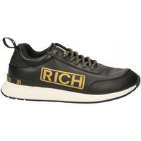 Čevlji  Moški Nizke superge John Richmond NAPPA nero
