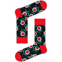 Tekstilni dodatki Moški Nogavice Happy Socks Sunflower sock Večbarvna