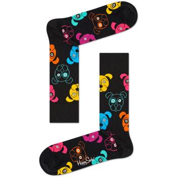 Tekstilni dodatki Moški Nogavice Happy Socks Cat vs dog gift box Večbarvna