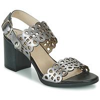 Čevlji  Ženske Sandali & Odprti čevlji Dorking NORQUI Srebrna