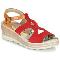 Čevlji  Ženske Sandali & Odprti čevlji Dorking YAP Rdeča