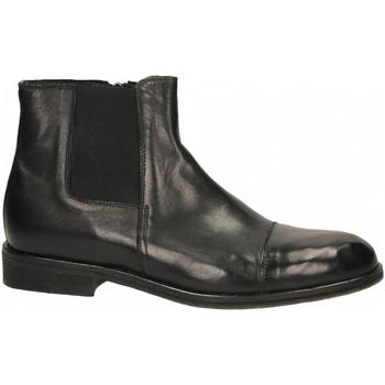 Čevlji  Moški Čevlji Derby Exton SOFT nero