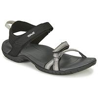 Čevlji  Ženske Sandali & Odprti čevlji Teva VERRA Črna