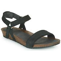 Čevlji  Ženske Sandali & Odprti čevlji Teva MAHONIA STITCH Črna