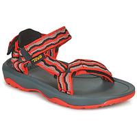 Čevlji  Deklice Sandali & Odprti čevlji Teva HURRICANE XLT2 Rdeča / Črna