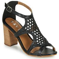 Čevlji  Ženske Sandali & Odprti čevlji Ravel COREEN Črna