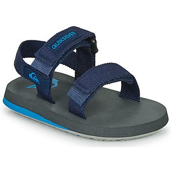 Čevlji  Otroci Sandali & Odprti čevlji Quiksilver MONKEY CAGED TODDLER Modra