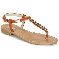 Čevlji  Ženske Sandali & Odprti čevlji Les Petites Bombes MANEL Kamel
