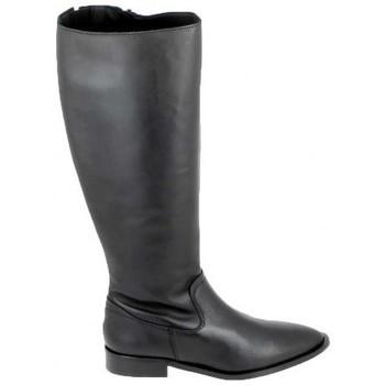 Čevlji  Škornji Porronet Botte Bost Noir Črna