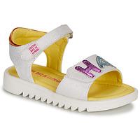 Čevlji  Deklice Sandali & Odprti čevlji Agatha Ruiz de la Prada SMILES Bela