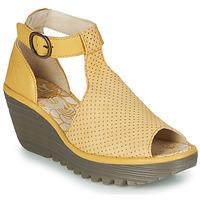 Čevlji  Ženske Sandali & Odprti čevlji Fly London YALLS Rumena