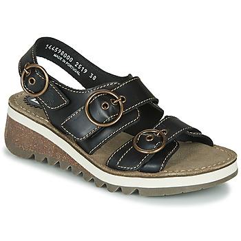 Čevlji  Ženske Sandali & Odprti čevlji Fly London TEAR2 FLY Črna