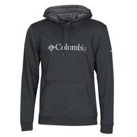 Oblačila Moški Puloverji Columbia CSC BASIC LOGO HOODIE Črna