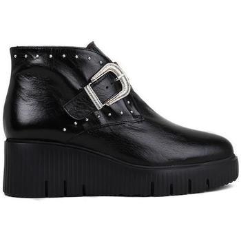 Čevlji  Ženske Gležnjarji Wonders  Črna