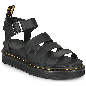 Čevlji  Ženske Sandali & Odprti čevlji Dr Martens Blaire Črna