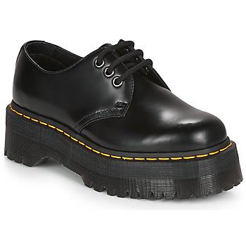 Čevlji  Ženske Polškornji Dr Martens 1461 QUAD Črna