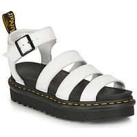 Čevlji  Ženske Sandali & Odprti čevlji Dr Martens BLAIRE HYDRO Bela