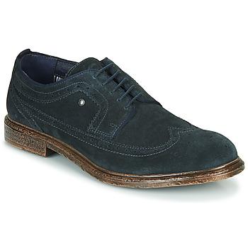 Čevlji  Moški Čevlji Derby Base London ONYX Modra