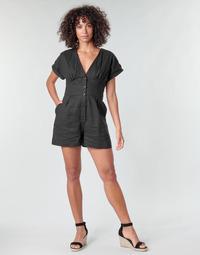 Oblačila Ženske Kombinezoni Pepe jeans SHERGIA Črna