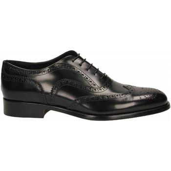 Čevlji  Moški Čevlji Derby Edward's SEVEN nero