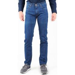 Oblačila Moški Jeans straight Lee Daren L707AA46 navy