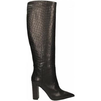 Čevlji  Ženske Mestni škornji    Giampaolo Viozzi KROCO nero