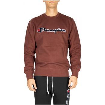 Oblačila Moški Puloverji Champion Crewneck Sweatshirt ms544-and-marrone